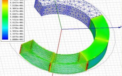 ANSYS Maxwell – symulacje pracy maszyn elektrycznych