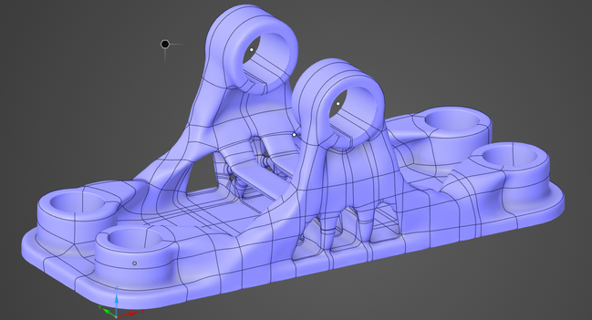 optymalizacja topologiczna ANSYS