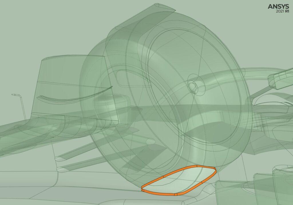 uproszczenia geometryczne ANSYS SpaceClaim