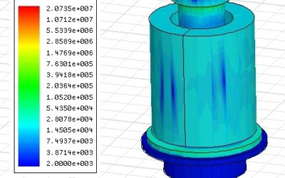 Obliczenia pól elektromagnetycznych w programie ANSYS Maxwell 2D/3D