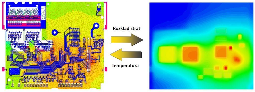 ansys icepak symulacja chłodzenia elektroniki