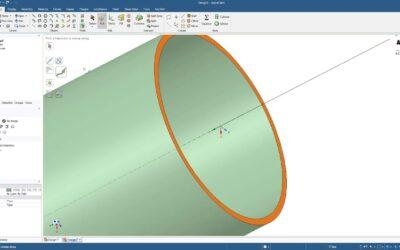 Geometria na potrzeby analiz CFD