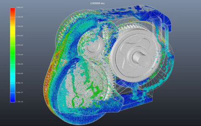 Particleworks for Ansys – nagranie z webinarium