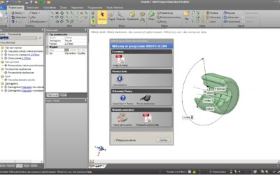 Clip with plane/volume w ANSYS SpaceClaim