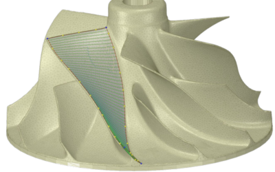 Geometry for CFD simulations