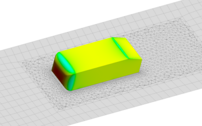 Adjoint Solver w Ansys Fluent