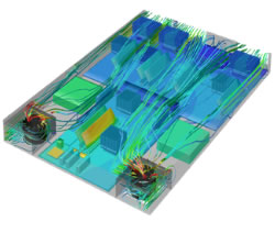 ANSYS Icepak – symulacja i optymalizacja chłodzenia elektroniki