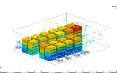 Modelowanie wentylatorów w ANSYS AIM