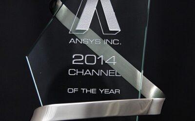 MESco najlepszym partnerem ANSYSa w 2014 roku