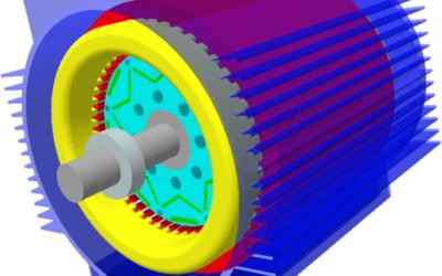 Webinarium: Projektowanie wirujących maszyn elektrycznych