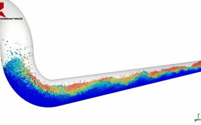 Wykorzystywanie sprzężenia CFD-DEM do modelowania niekulistych cząsteczek i przepływu płynów