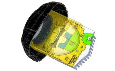 Projektowanie systemów optycznych w ANSYS Speos