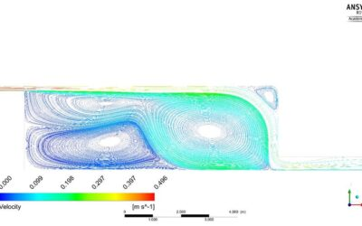 Analiza modeli turbulencji na przykładzie benchmarku komory testowej Annex 20